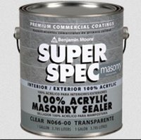 Super Spec® Masonry Interior/Exterior Acrylic High Build Masonry Primer image
