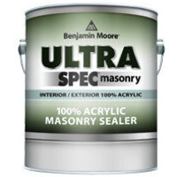Benjamin Moore & Co. (United States) image | Ultra Spec Masonry Int/Ext 100% Acrylic Sealer