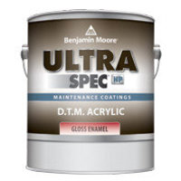 Benjamin Moore & Co. (United States) image | Ultra Spec® HP D.T.M. Acrylic Enamels