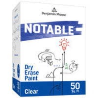 Notable® Dry Erase Paint image