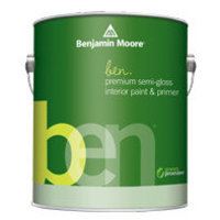 ben® Waterborne Interior Paint image