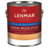 Waterborne Interior Wiping Wood Stain image