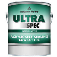 Ultra Spec® Acrylic Self-Sealing Low Lustre Latex Paint image