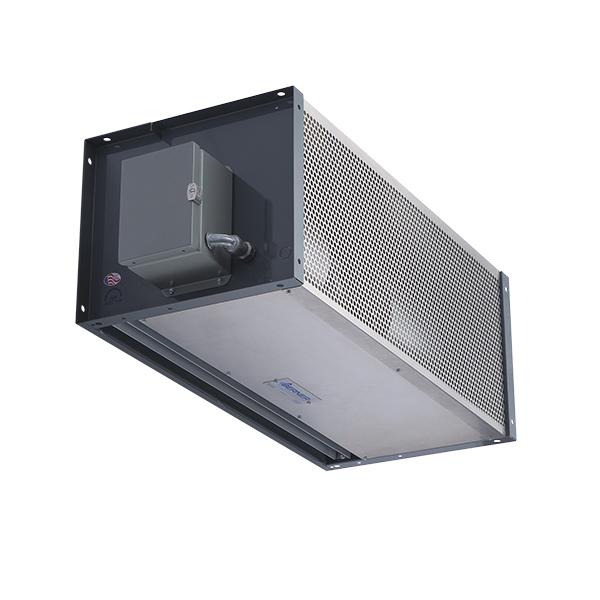 Industrial Air Doors : Berner international corp air curtains