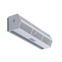 Sanitation Certfied Air Curtain - Low Profile 7 image