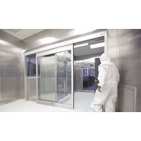 Clean Room Sliding Doors image