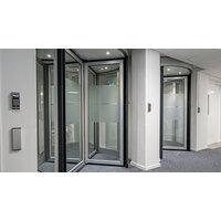 Access Control Automatic Revolving Door image