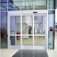 Telescopic Sliding Doors image