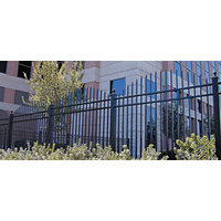 Welded Ornamental Fence System image