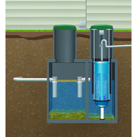 Septic Tank Effluent Pumping System image