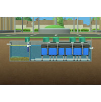 Wastewater Treatment Plants image