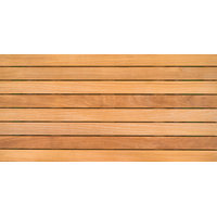 "4′ x 2′ Cumaru Wood Tile "" Smooth image"