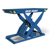 In-plant - Blue Giant Scissor Lift Tables image