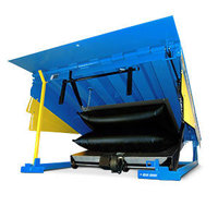 Pit Style - Air Powered - Airbag Dock Leveler image