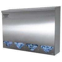 Bulk Dispenser - Tall Quad Bin image