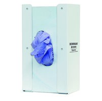 Glove Box Dispenser - Single Cabinet Mount with Flexible Spring image