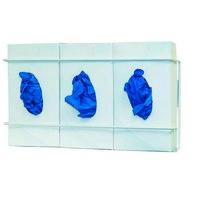 Glove Box Dispenser - Triple - Coated Wire image