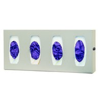 Glove Box Dispenser - Quad with Dividers image