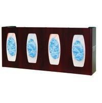 Glove Box Dispenser - Quad with Dividers - Signature Series image