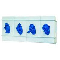 Glove Box Dispenser - Quad - Coated Wire image