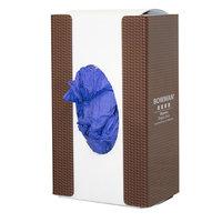 Glove Box Dispenser - Single - Brown Carbon Squares image