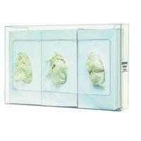 Glove Box Dispenser - Triple - Narrow image