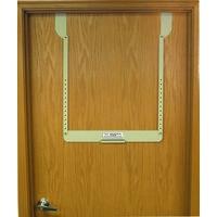 Hanger - Metal Bracketed Door image