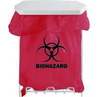 Biohazard Bag Holder - 1 Gallon image