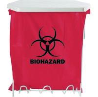 Biohazard Bag Holder - 3 Gallon image