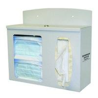 Respiratory Hygiene Station - Locking image
