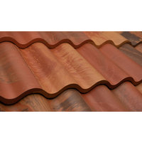 Autumn Spanish Barrel Tile image