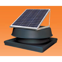 Solar Breeze Solar Powered Attic Fan image