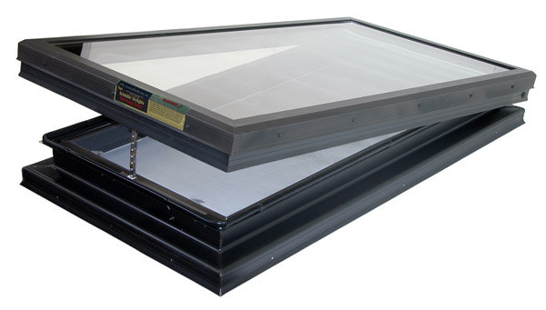 Alumilite Glass Openable Skylight (Electric)