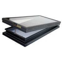 Alumilite Glass Openable Skylight (Electric) image
