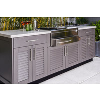 Stainless Steel Doors for Outdoor Kitchens image