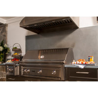 Stainless Steel Grill Cabinets image