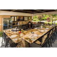 Outdoor Kitchen Ideas, Designs & Photos image