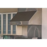 Outdoor Grill Hoods – Stainless Steel image