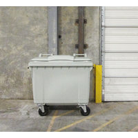 4 Wheel Secure Collection Cart image