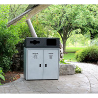 Outdoor Waste and Recycling Station image