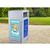 Expression Outdoor PPE Disposal Station image