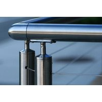 Cable Railing System – Stainless Steel Round image