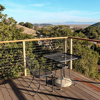 Cable Railing System – Clay Aluminum image