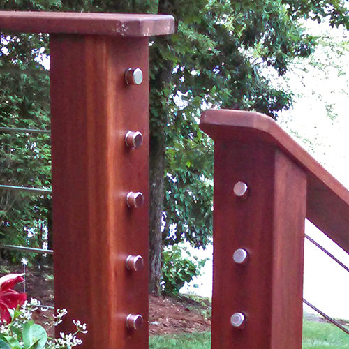 Cable Railing Hardware - Terminal Ends