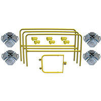 Portable Guardrail Roof Hatch Kit image