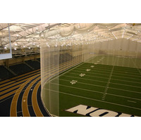 Fieldhouse Nets, Gym Dividers, Curtains image