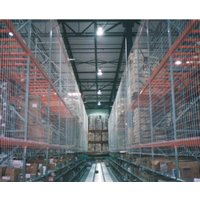 Pallet Rack Netting image