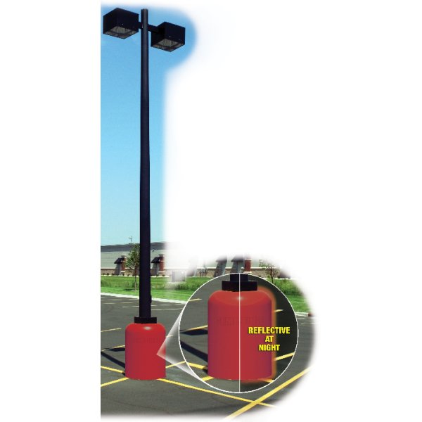 Cost To Install Parking Lot Light Pole: Forms And Footings