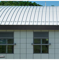 Standing Seam Metal Roof Panels image
