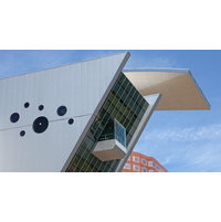 Factory Foamed Metal Wall Panel Systems image